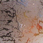 Стекло узорчатое матовое Паутина фото
