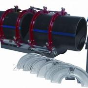 Сварочный аппарат Turan Makina AL 500. Аппарат для сварки ПЕ труб в стык. фото