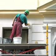 Декорирование фасада дома, Фасадно-отделочные работы