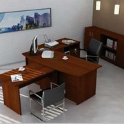 Изготовление офисной мебели на заказ фото