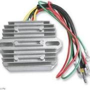 Реле регулятор (реле зарядки аккумулятора) 5-ти контактный фото