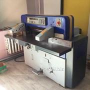 Бумагорезальная машина POLAR 76EM, бу 1982 год фото