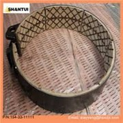 Тормозная лента в сборе для бульдозера Shantui SD22 фото