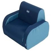 Кресло детское Twist Turquoise Chicco фото