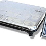 Весы промышленные электронные КОРТ ВЭУ-150-50/100-А фото