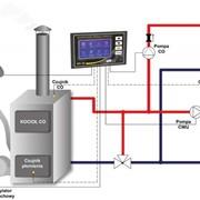 Контроллер для пеллетных котлов ST-91 фото
