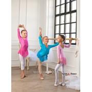 Купальник гимнастический для девочек SGK 200827 фото