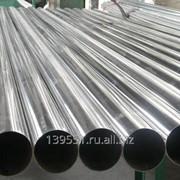 Труба 30.0x1.5, AISI304L, 03X18H11, Grit600, EN 10217-7, DIN фото