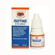 Оригинал! Айсотин капли для глаз (Isotine), 10 мл фото