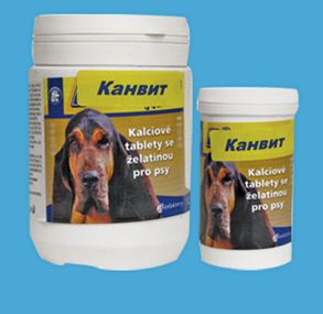 Canina Canivita эмульгированный витаминный тоник для собак