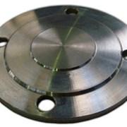 Заглушка стальная фланцевая Ду 125 Ру 16 ст. 20 АТК 24.200.02-90 фото