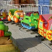 Детская железная дорога Ассорти фото