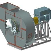 Вентилятор дутьевой ВДН-20 фото
