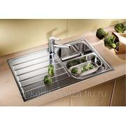 """Кухонная мойка """"Blanco"""" Livit 45 s salto, полированная сталь"""