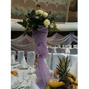 Живые цветы на мартинице, недорого в Алматы фото