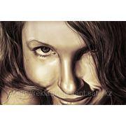 Портреты и шаржи по фото фото