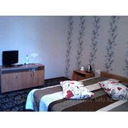 2-х местные номера в в Алматы,гостиница новая фото
