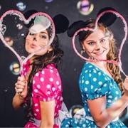 Шоу мыльных пузырей Bolla Ballo фото