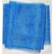 Полиэфирная (Синяя) сетка фото