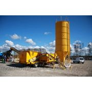 Бетонные заводы, бетонные узлы, оборудование для бетона, РБУ: б/у и новые. фото
