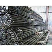 Труба стальная сварная водогазопроводная ВГП Ду 32х3,2 ГОСТ 3262-75 ст. 3 пс/сп фотография