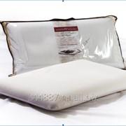 Подушка ортопедическая классической формы. фото