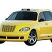 Вызов автомобиля такси фото