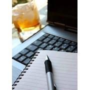Подготовка и написание аналитических материалов для рзмещения в СМИ фото
