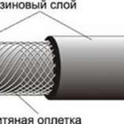 Рукава резиновые напорные антистатические с медной стренгой для топливно-раздаточных колонок (ТРК) ТУ 38.605185-92 фото
