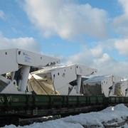 Перевозка негабаритных грузов жд транспортом