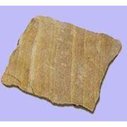 Песчаник луганский желто-коричневый фото