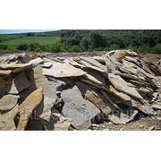 Песчаник Молдова природной формы фото