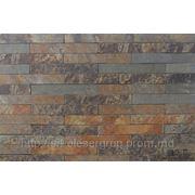 Сланец индийский Рure Рink лапша 25мм 50мм фото