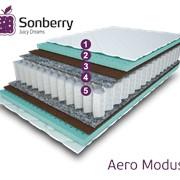 Матрас ортопедический с кокосовым полотном Sonberry Aero Modus фото