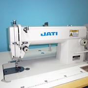 Швейная машина универсальная стачивающая с нижним продвижением JATI JT-6-9 фото