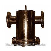 Грязевик вертикальный фланцевый Ду125 Ру16 ТУ 400-28-84-95