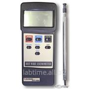 Анемометр АТТ-1004 цифровой фото