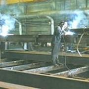 Изготовление из любых марок сталей и сплавов металлоконструкций, нестандартного и технологического оборудования фото