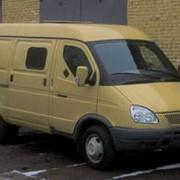 Автомобиль специальный бронированный 292923 на базе укороченного ГАЗ-2705 «Газель» фото