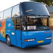 Установка автостекол на все виды автобусов фото