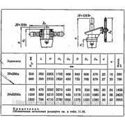 Задвижка 30ч526бк чугунная фланцевая Ду1200 Ру2,5