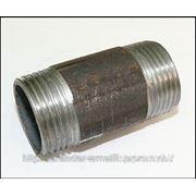 Бочонок стальной, сантехнический Ду15 ГОСТ8966-75 фото