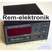Контроллер температуры Профиль-М-ТС фото