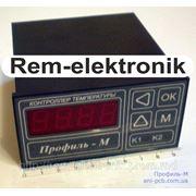 Контроллер температуры ПРОФИЛЬ-М фото
