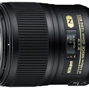 Объектив Nikon 60mm f 2.8G ED AF-S Micro-Nikkor фото