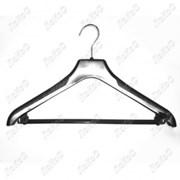 Вешалка для женской верхней одежды с перекладиной L=41см, X502Е-B фото