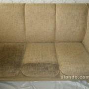Глубинная чистка мягкой мебели и спальных мест от пылевых клещей и сапрофитов. фото