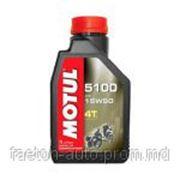 Масло для мототехники Motul фото