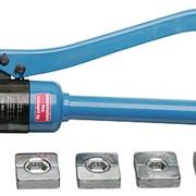 Пресс гидравлический ручной ПГР-300 (КВТ) фото