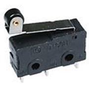 SM5-05N-45G микропереключатель с лапкой 250В 5A. фото